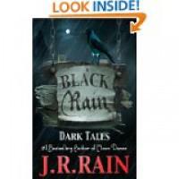 Black Rain: 15 Dark Tales - J.R. Rain