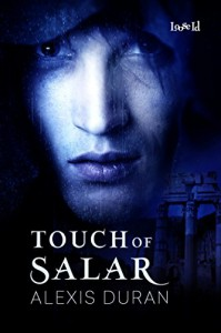 Touch of Salar (Masters and Mages Book 1) - Alexis Duran