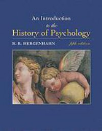 An Introduction to the History of Psychology - B.R. Hergenhahn