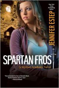 Spartan Frost - Jennifer Estep