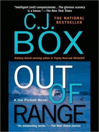 Out Of Range  - C.J. Box