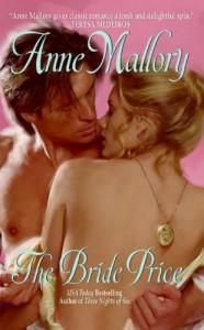 The Bride Price (Avon Romance) - Anne Mallory