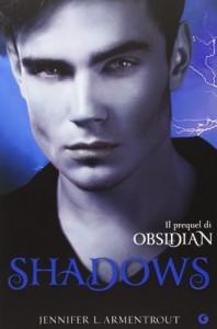 Shadows (Lux, #0.5) - Jennifer L. Armentrout