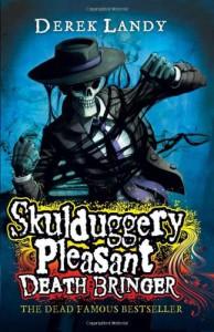 Death Bringer (Skulduggery Pleasant) - Derek Landy