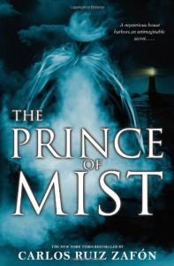 The Prince of Mist (Mist, #1) - Carlos Ruiz Zafón