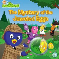 The Mystery of the Jeweled Eggs - Warner McGee