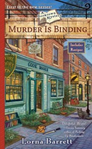 Murder is Binding - Lorna Barrett