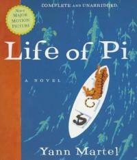 Life of Pi - Yann Martel, Alexander Marshall, Jeff Woodman