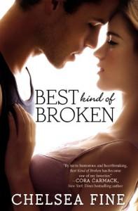 Best Kind of Broken  - Chelsea Fine