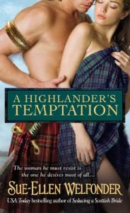 A Highlander's Temptation - Sue-Ellen Welfonder