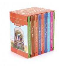 The Complete Little House Nine-Book Set (Little House, #1-9) - Laura Ingalls Wilder, Garth Williams