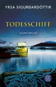 Todesschiff - Yrsa Sigurðardóttir