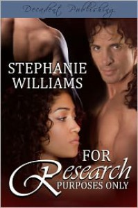 For Research Purposes Only - Stephanie Williams