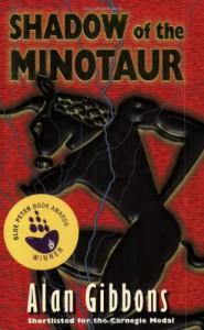 Shadow of the Minotaur (Legendeer Trilogy) - Alan Gibbons