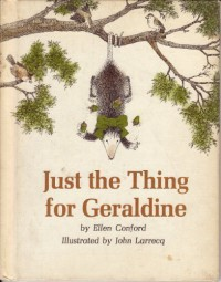 Just the Thing for Geraldine - Ellen Conford