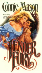 Tender Fury - Connie Mason
