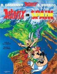 Asterix in Spain - René Goscinny, Albert Uderzo