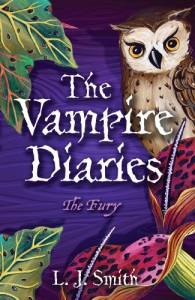 The Fury (The Vampire Diaries, #3) - L J SMITH