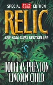 Relic (Pendergast, #1) - Douglas Preston,  Lincoln Child