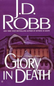 Glory in Death (In Death, #2) - J.D. Robb
