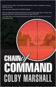 Chain of Command (McKenzie McClendon, #1) - Colby Marshall