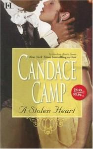 A Stolen Heart - Candace Camp
