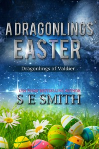 A Dragonlings' Easter: Dragonlings of Valdier - S. E. Smith
