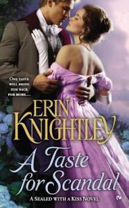 A Taste for Scandal - Erin Knightley