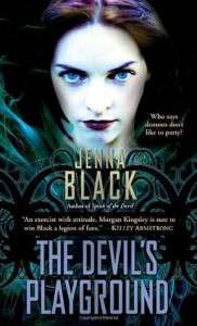 The Devil's Playground - Jenna Black