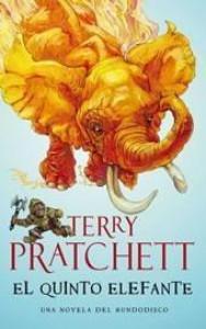 El quinto elefante (Mundodisco, #24) - Terry Pratchett