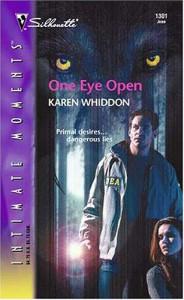 One Eye Open - Karen Whiddon