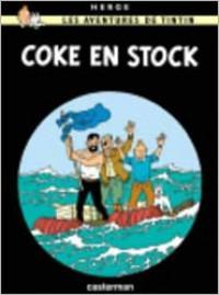 Coke en stock - Hergé