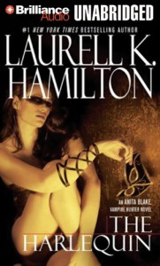 The Harlequin (Anita Blake, Vampire Hunter, #15) - Laurell K. Hamilton, Cynthia Holloway