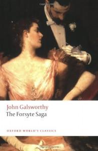 The Forsyte Saga - John Galsworthy, Geoffrey Harvey