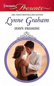 "Jess's Promise [HQPB PRESENT 2987 JESSS PROMIS] [Mass Market Paperback] - Lynne""(Author) Graham"