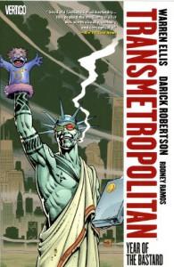 Transmetropolitan Vol. 3, Revised: Year of the Bastard - Warren Ellis, Darick Robertson, Rodney Ramos