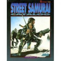 Street Samurai Catalog - Tom Dowd