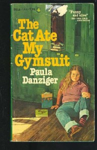 The Cat Ate My Gymsuit - Paula Danziger