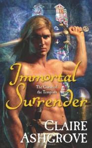 Immortal Surrender - Claire Ashgrove