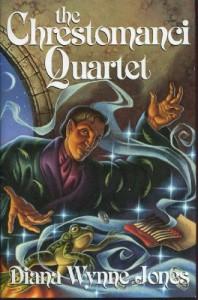 The Chrestomanci Quartet (Chrestomanci, #1-4) - Diana Wynne Jones
