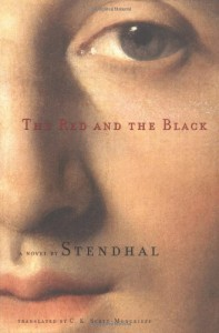 The Red and the Black: A Novel of Post-Napoleonic France - Stendhal, C.K. Scott Moncrieff