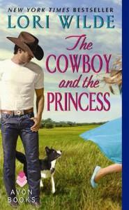 The Cowboy and the Princess - Lori Wilde