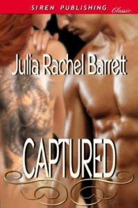Captured - Julia Rachel Barrett