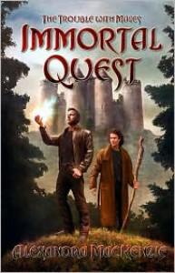 Immortal Quest - Alexandra MacKenzie