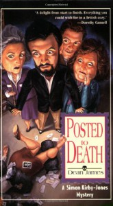 Posted To Death - Dean James