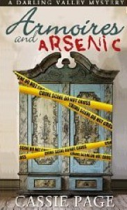 Armoires and Arsenic: A Darling Valley Cozy Mystery - Cassie Page