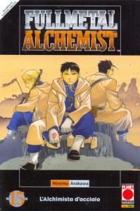 Fullmetal Alchemist N. 15 - Prima Ristampa - Hiromu Arakawa