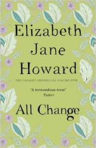 ALL CHANGE -  Elizabeth Jane Howard