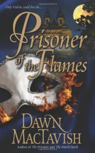 Prisoner of the Flames (Leisure Historical Romance) - Dawn Mactavish