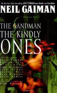 The Sandman, Vol. 9: The Kindly Ones  - Neil Gaiman, Mark Hempel, Richard Case, D'Israeli
